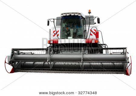 Moderna cosechadora