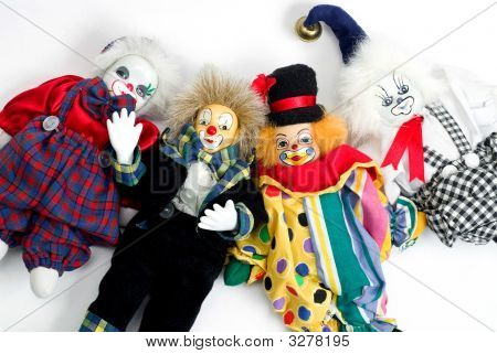 Clown Dolls Quartet