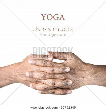 Yoga Ushas Mudra