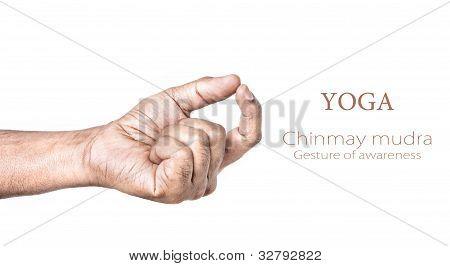Yoga Chinmay Mudra