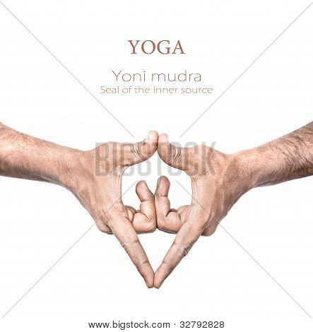 Yoga Yoni Mudra
