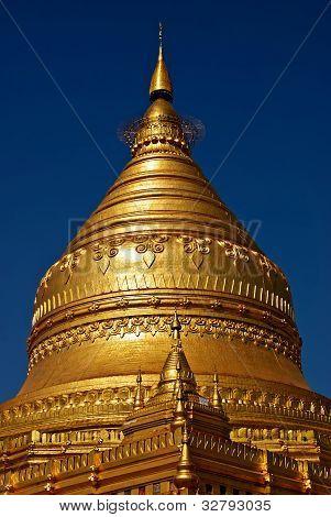 Buddhist temple Shwezigon