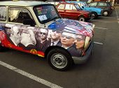 Trabant - East German Plastic Car