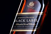 Johnnie Walker Black Label Whiskey