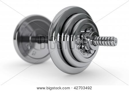 Fitness Dumbbell Weight