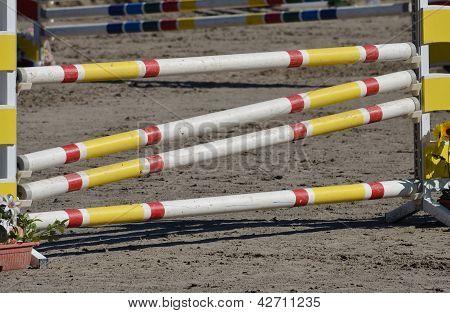 Barrier For Horse