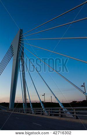 Bridge Of Santander, Cantabria, Spain