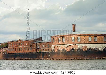 Kronstadt, Fort