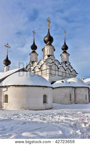St. Lazarus Church,suzdal, Russia