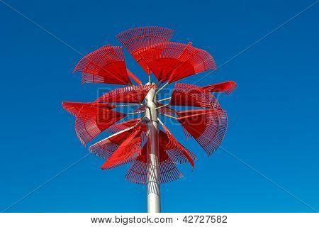Red Palm - Jeff Zischke