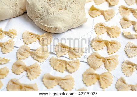 Raw Handmade Pasta