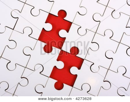Jigsaw Missing Pieces