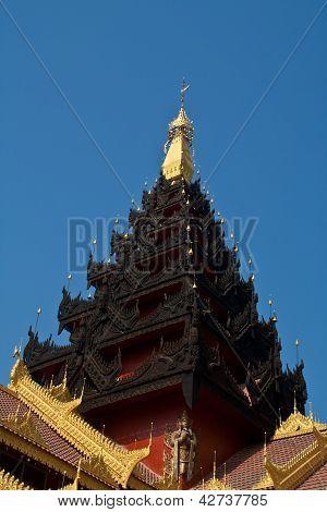 Woodden Pagoda