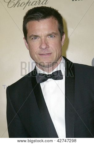 BEVERLY HILLS, CA - JAN. 13: Jason Bateman arrives at the Weinstein Company's 2013 Golden Globes After Party on Sunday, January 13, 2013 at the Beverly Hilton Hotel in Beverly Hills, CA.
