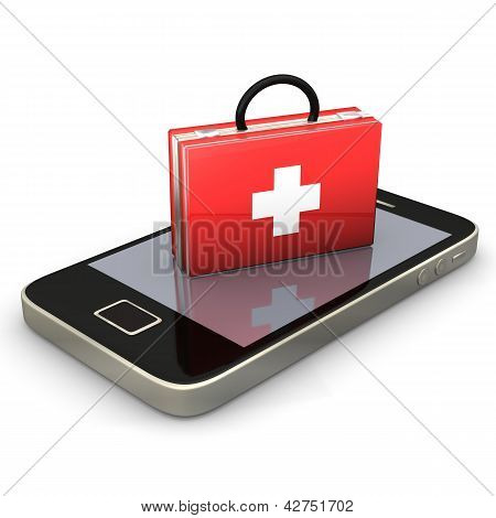 First Aid Smartphone