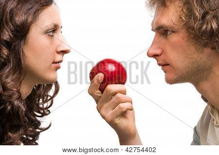 ?ouple With Apple