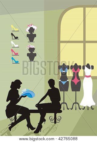 Fashion Salon.