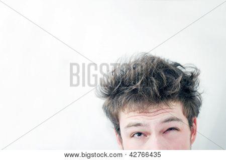Ishhh... messy hairs !!