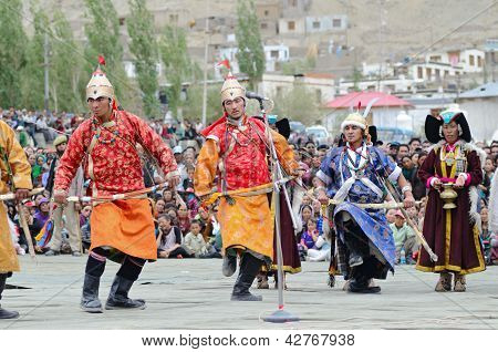 Artists On Festival Of Ladakh Heritage