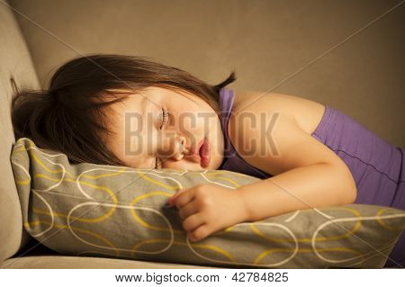 Toddler Asleep