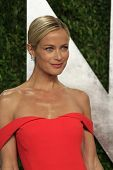 WEST HOLLYWOOD, CA - FEB 24: Carolyn Murphy at the Vanity Fair Oscar Party at Sunset Tower on Februa