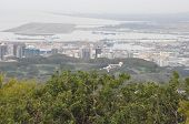picture of punchbowl  - Vast View of Honolulu - JPG