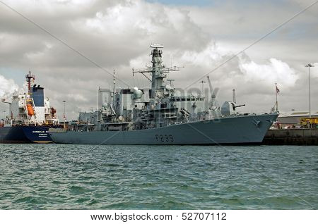 HMS Richmond, Portsmouth