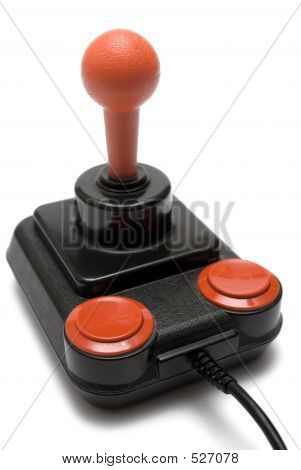Classic Joystick (Top Front View)