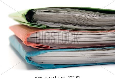 Stacked Binders
