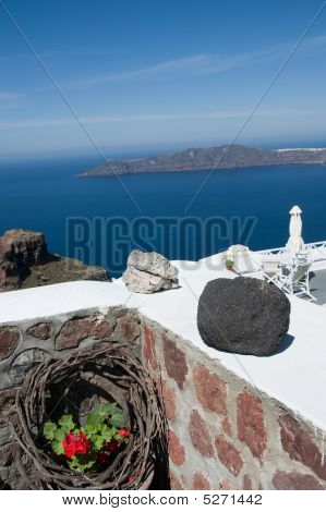 View  Volcanic Islands Of Santorini