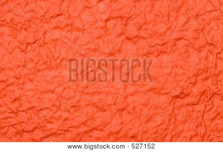 Red Structured Paper