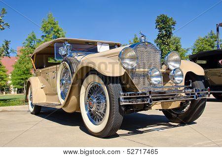 1929 Packard Phaeton Model 640