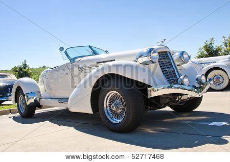 1935 Auburn Model 851 Boat Tail