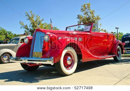 1936 Packard Model 1404 Convertible