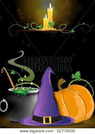 Halloween Witch Supplies