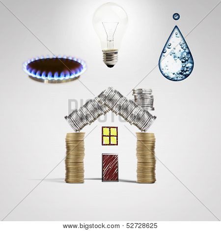 Savings and offers of services to energy and water