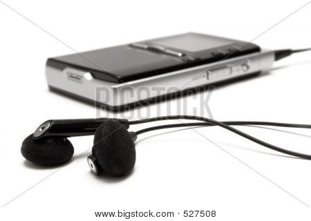 MP3 Player W/ Earphones