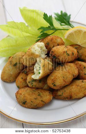 salt cod fritters, bolinho de bacalhau,pasteis de bacalhau,bunuelos de bacalao