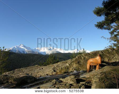 Coast Mountain range