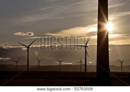 Wind Farm Canada