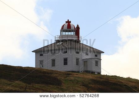Cape Spear Old Lighting House Since 1836