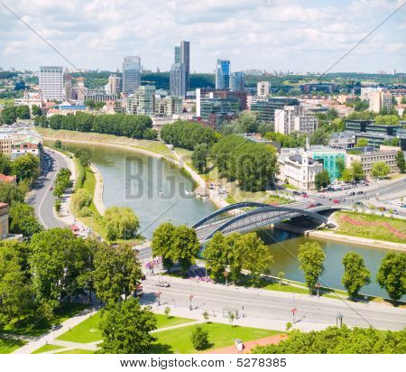 Vilnius Aerial