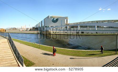 Berlin Bundeskanzleramt