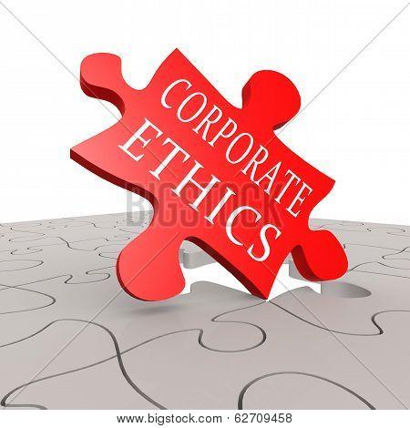 Corporate Ethics Puzzle