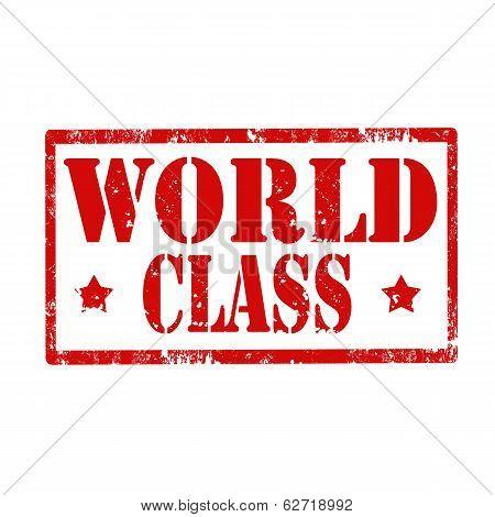World Class-stamp