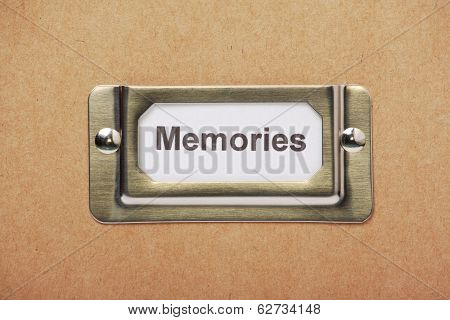Memories Drawer