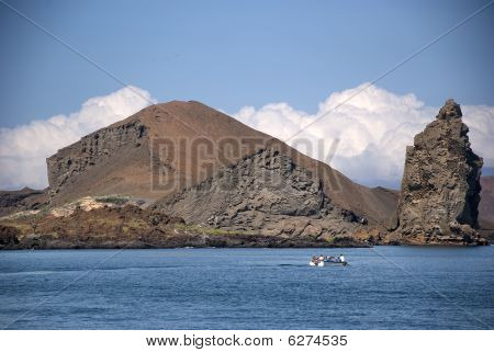 Bartalome Island, Galapagos