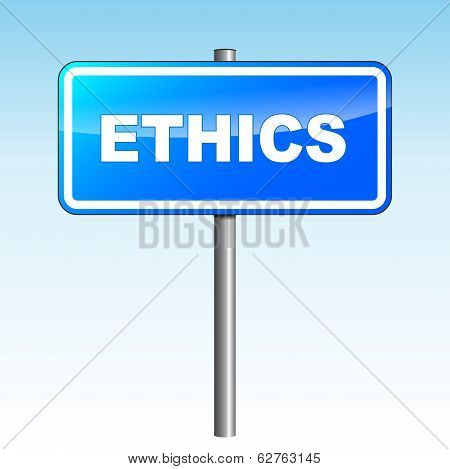 Vector Ethics Signpost