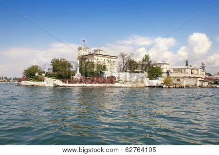 Sevastopol. Cityscape