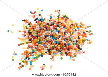 Heap Of Colorful Sweets